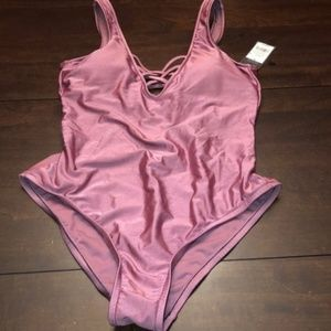 Mossimo swimsuit. New !